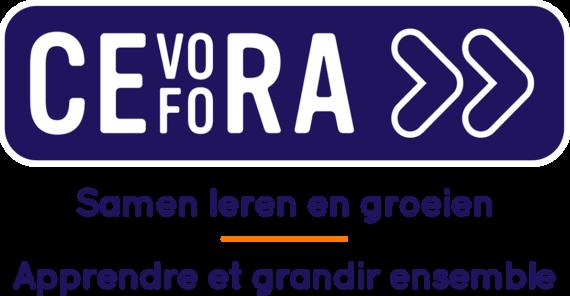 Cevora logo baseline transparant NLFR