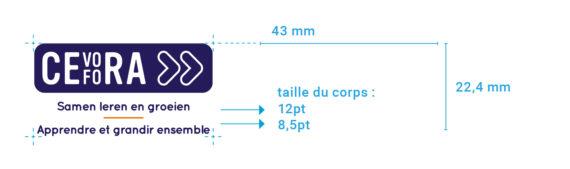 20200913 Cevora Brandbook FR p6 grootte logo 1